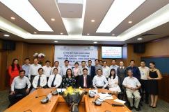 Lễ ra mắt ban chấp hành hội Gan mật Việt Nam khu vực phía Nam