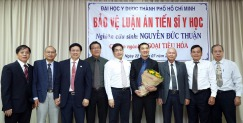 Ứng dụng phát triển kỹ thuật mới trong cắt gan tại bệnh viện đại học y dược TP Hồ Chí Minh