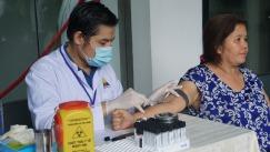 Hỗ trợ bệnh nhân nghèo điều trị viêm gan siêu vi C