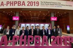 Đoàn Đại biểu Phân hội Phẫu thuật Gan mật tụy Việt Nam tham dự Hội nghị Khoa học Quốc tế tại Hàn Quốc (3-7/9/2019)