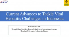 Current Advances to Tackle Viral Hepatitis Challenges in Indonesia