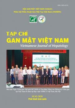 Tạp chí gan mật Việt Nam số 42/2020