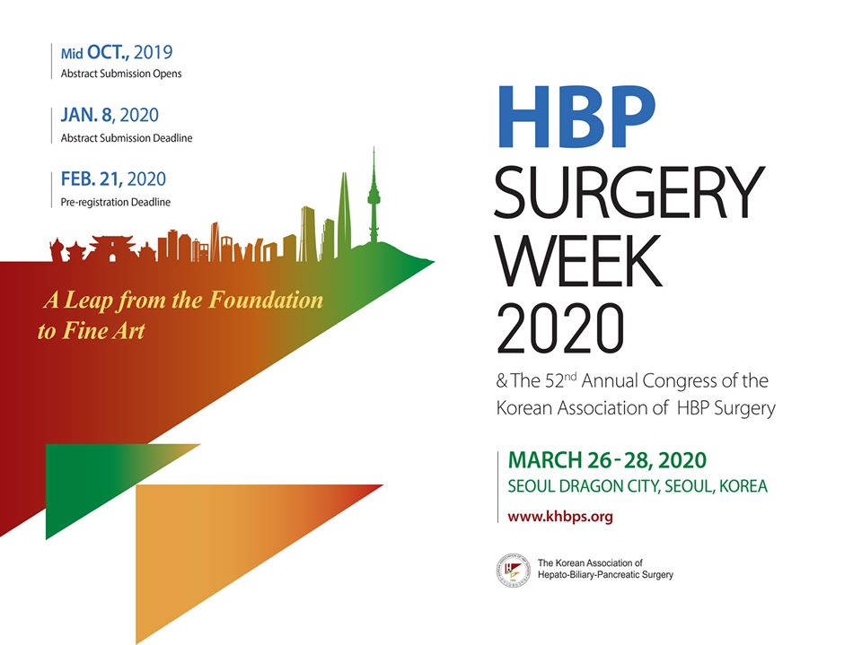 Introduction of HBP Surgery Week 2020