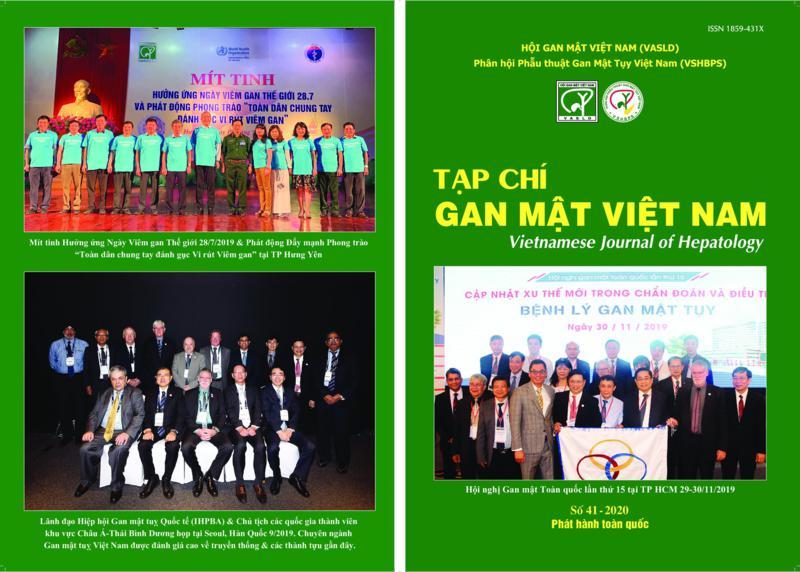 Tạp chí Gan mật Việt Nam số 41/2020