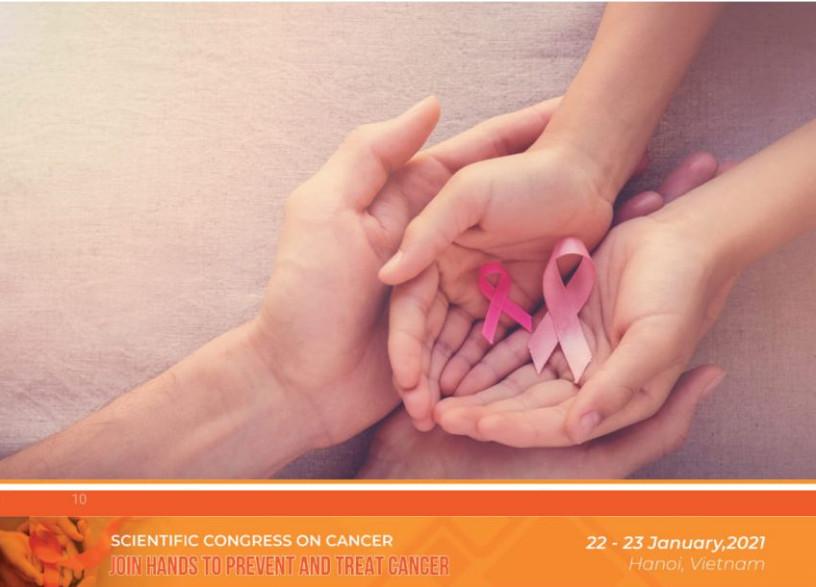Chương trình Hội nghị khoa học ung thư